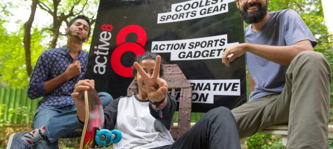 Team Active8 Sports, India's coolest action sports resource coming to India Surf Festival Odisha