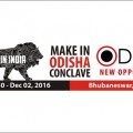 make in odisha conclave bhubaneswar buzz