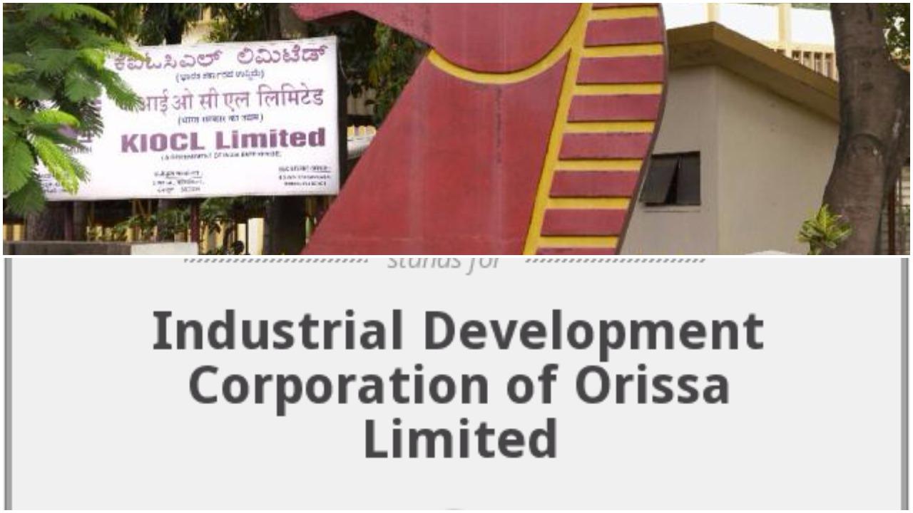 KIOCL IDCOL merger odisha