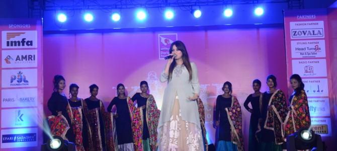 Parichay Foundation Organizes Fashion Show in Bhubaneswar with underprivileged girls