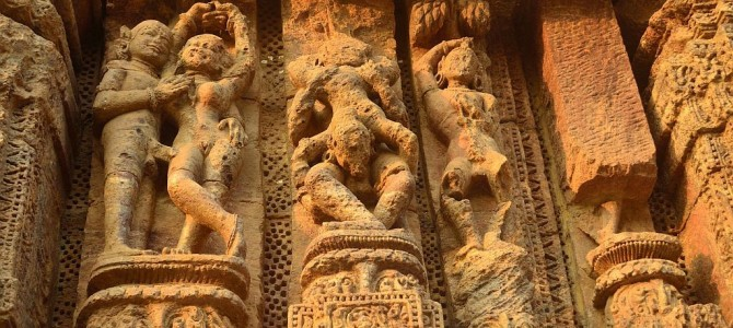 Celebration of Carnal Love beyond Kamasutra, Konark : blog by Debajani Mohanty