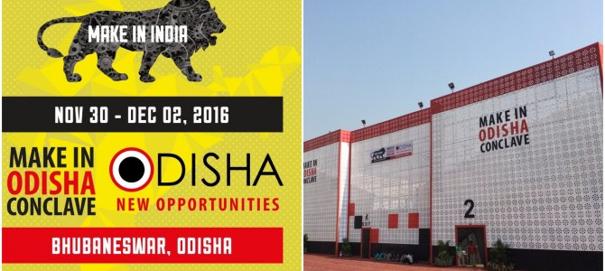 Get set go, Bhubaneswar all set to welcome delegates for Make In Odisha conclave starting today