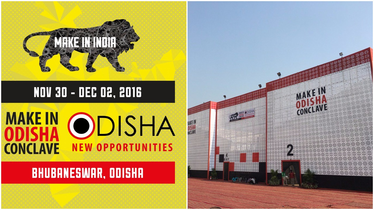 MAke in odisha conclave bbsrbuzz 2