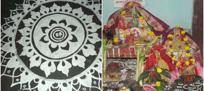 A Blog on Legend of Manabasa Gurubar Ritual in Odisha Houses