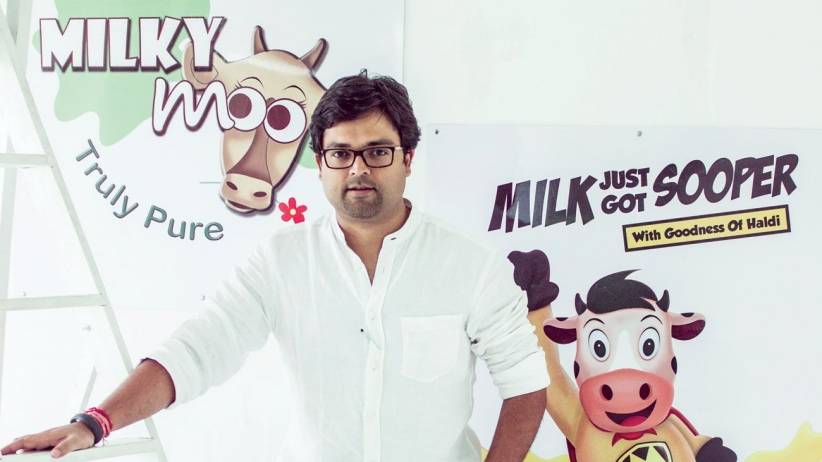 Milkmantra entrepreneur india bbsrbuzz