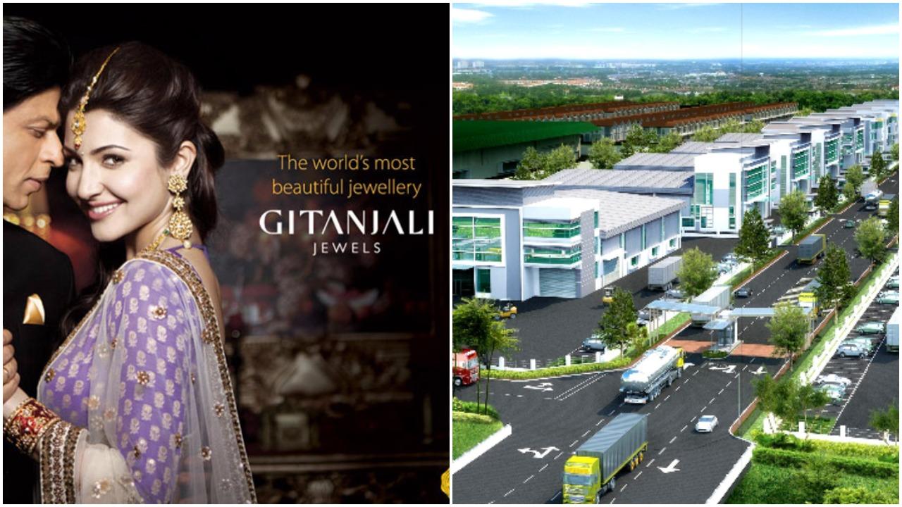 Odisha first industrial park gitanjali gems