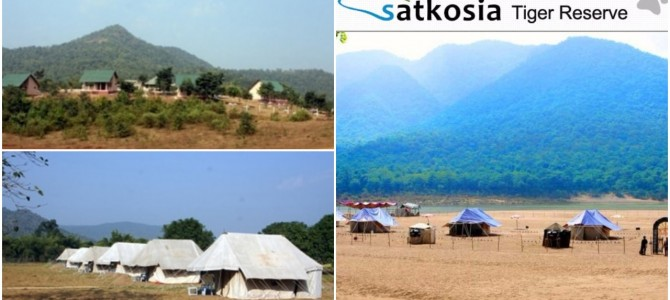 Satkosia Eco Tourism Camp gets ready to open to Public from Mid november