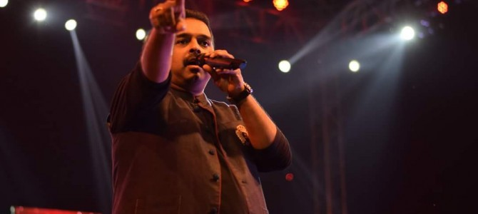 Shankar Ehsaan Loy enthrall audience in celebrity night of XIMB Bhubaneswar