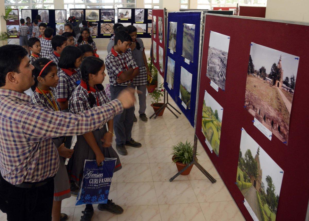 World heritage week bhubaneswar