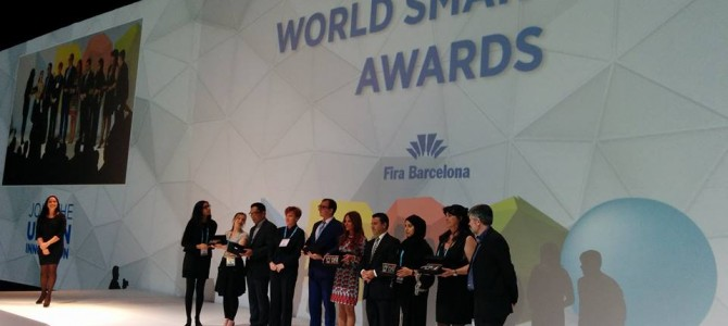 Bhubaneswar first Indian city as one of the finalists in World Smart City Awards at Barcelona