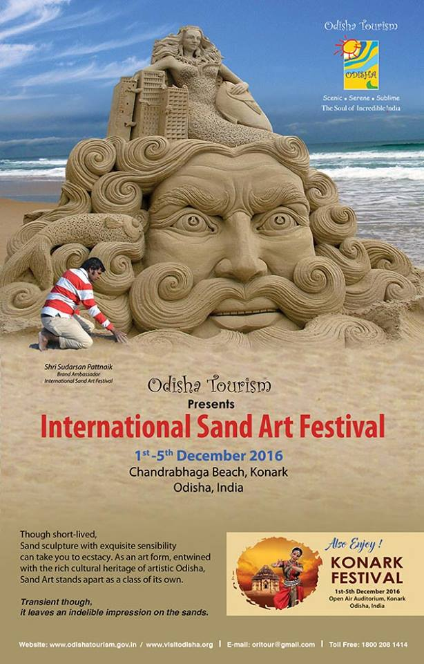 international sand art festival 2016 bhubaneswarbuzz