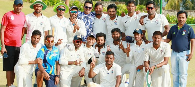 Odisha qualifies for Ranji Trophy Quarter Finals 15 years after last one 2000-01