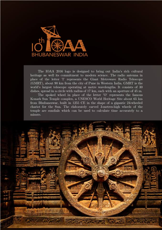 10th Indian IOAA in bhubaneswar buzz