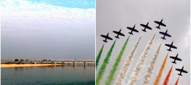 Cuttack Gets Ready to host Indian Air Force 40 minute Air show on Dec 23, mark your calendars