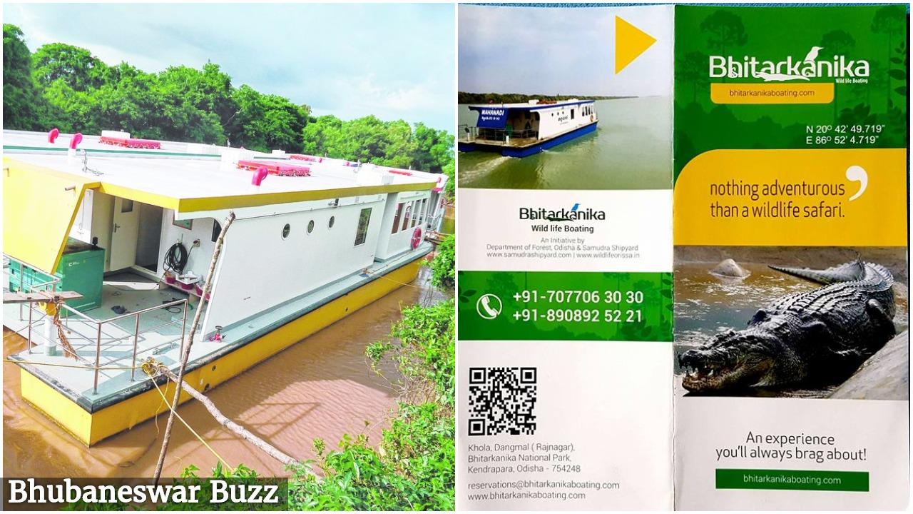 Bhitarkanika national park odisha bhubaneswar buzz