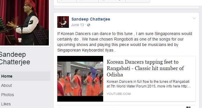 Bhubaneswar buzz inspired sandeep chatterjee rangabati