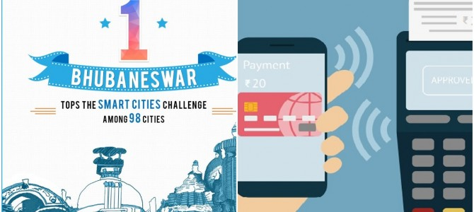 Now Bhubaneswar Smart City Limited plans to develop cashless platform