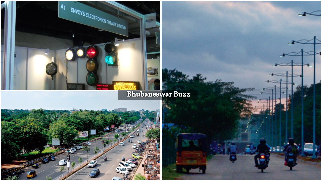 Bhubaneswar smart city traffic enablement