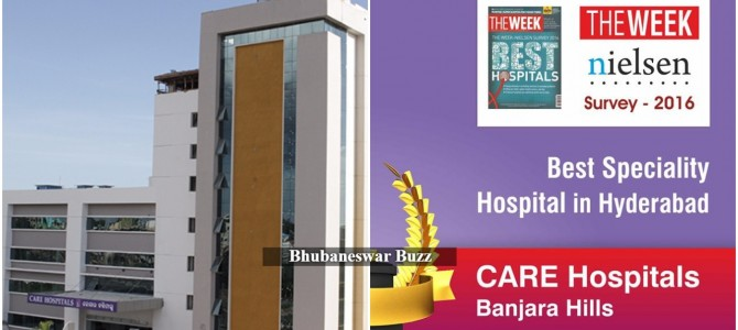 CARE Hospitals all set with its Second Facility in Bhubaneswar, opening today