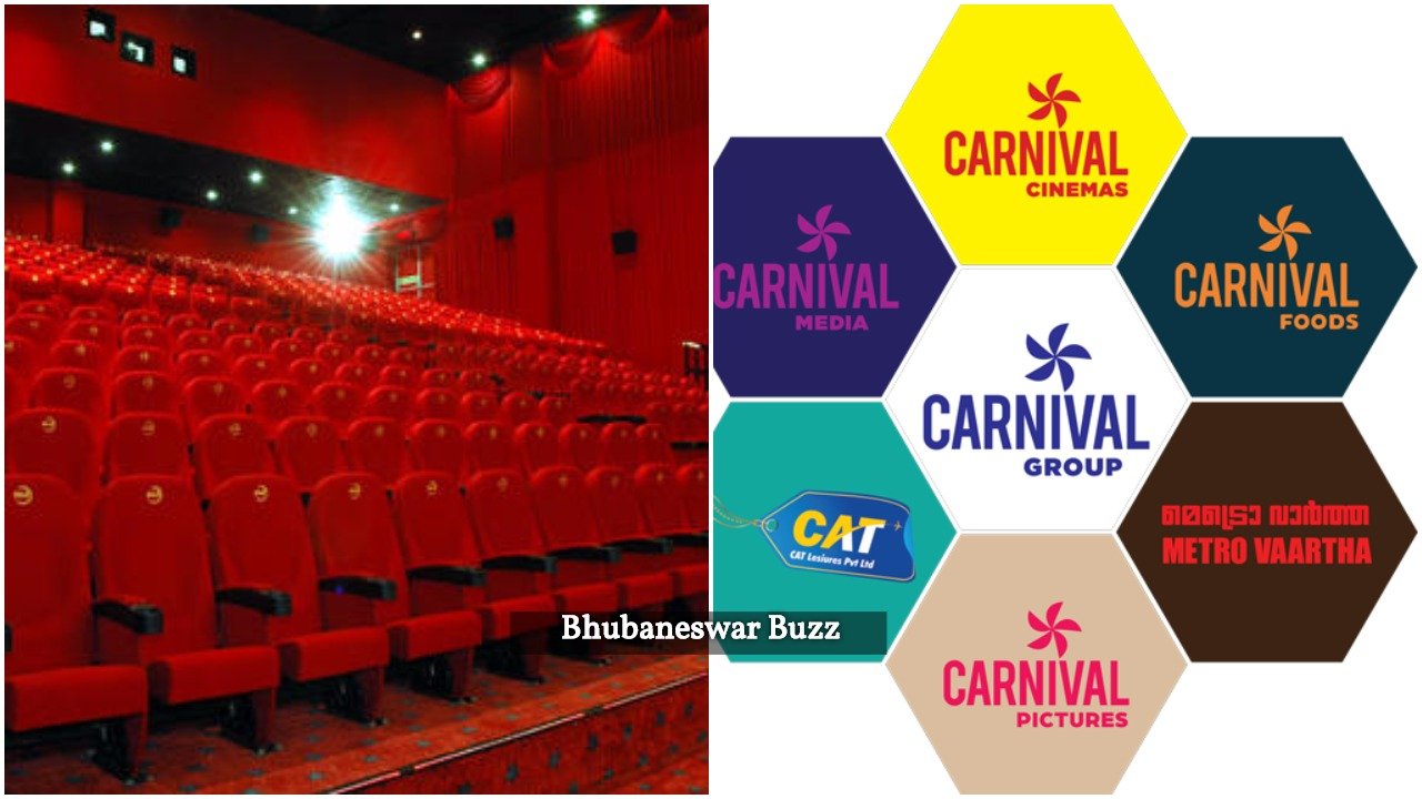 Carnival cinemas enters odisha bbsrbuzz