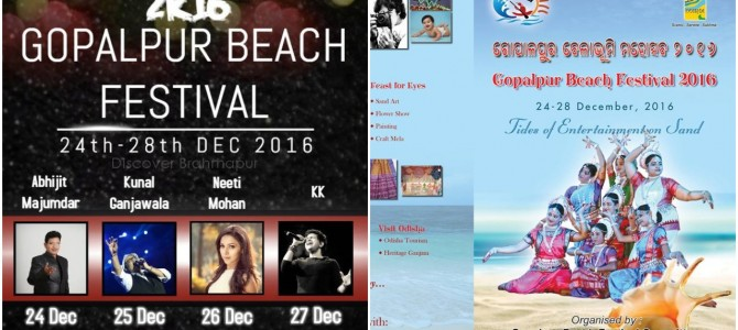 Power packed Performances all set to rock Gopalpur Beach Festival starting today