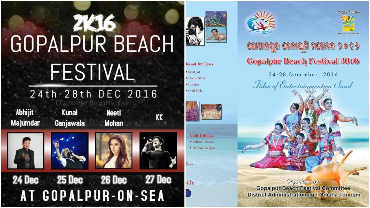Gopalpur beach festival 2016 bbsrbuzz7