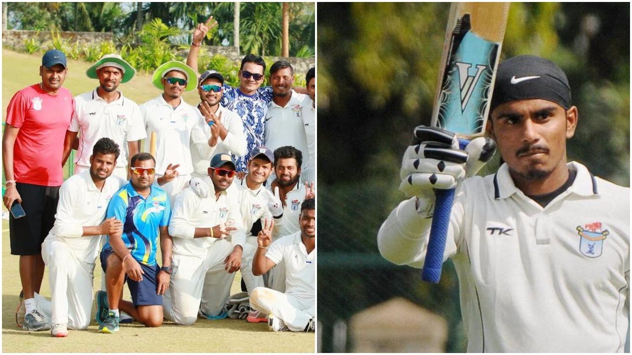 Govinda Poddar odisha ranji trophy team