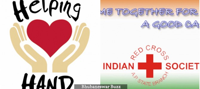 'Helping hand' by Red Cross will start in sambalpur city from January 1