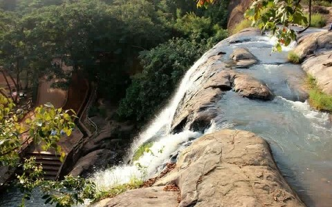 Mesmerizing Gandahati Waterfall in Odisha : A photo essay by Satyanarayan Samantray