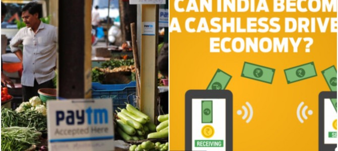 After Nuagaon in Puri District, Manguli Village all set to go cashless courtesy PayTM