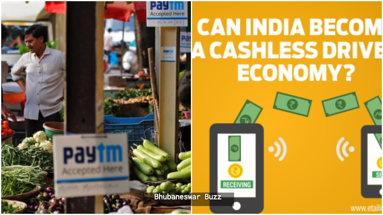 Manguli Village goes cashless in odisha