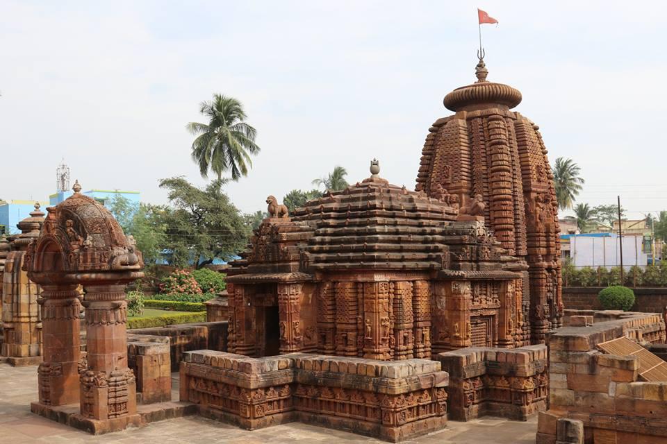 Mukteswar Temple bhubaneswar buzz sivakumar 1
