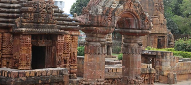 An Awesome blog on intricate details of Mukteswar Temple : Gem of Odia architecture by Sivakumar Surampudi