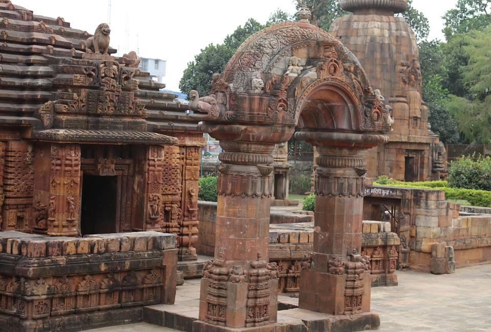 Mukteswar Temple bhubaneswar buzz sivakumar 2
