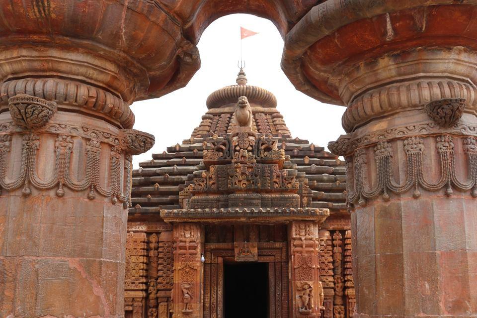 Mukteswar Temple bhubaneswar buzz sivakumar 4