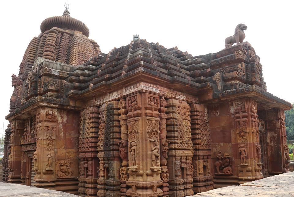 Mukteswar Temple bhubaneswar buzz sivakumar 6