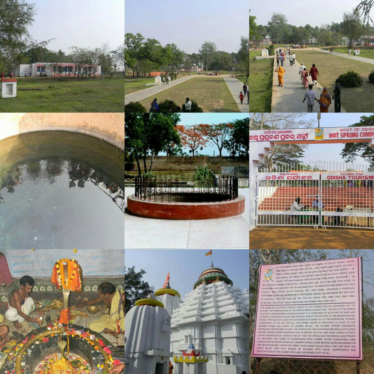 Odiapost hot spring travel destinations in odisha 3