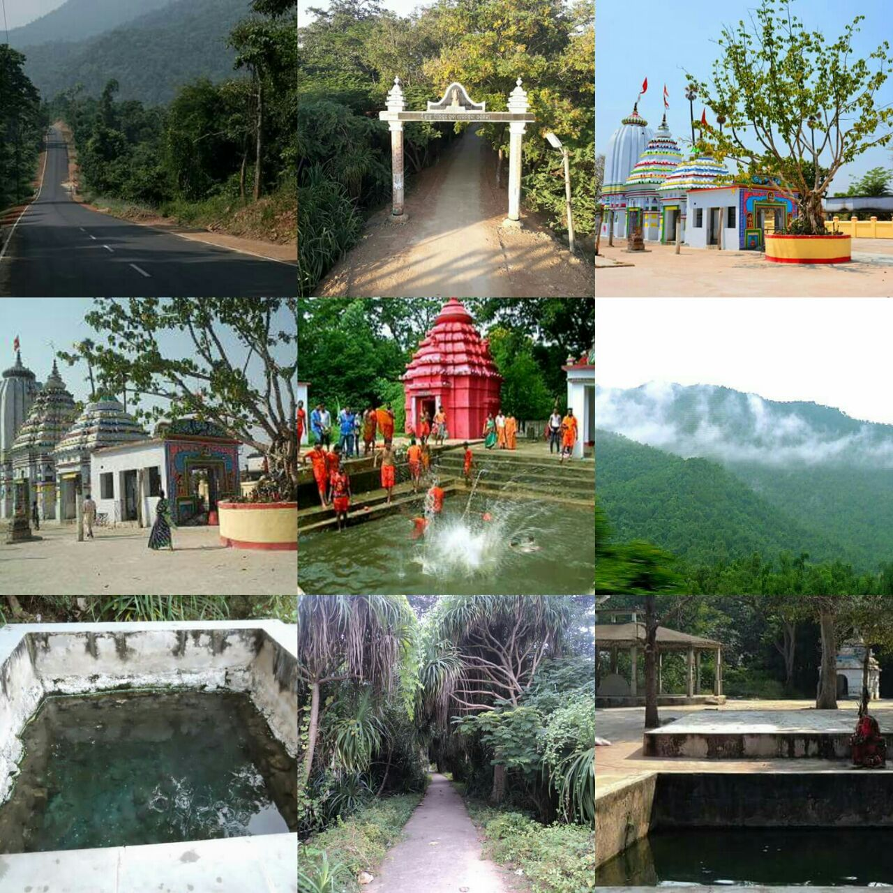 Odiapost hot spring travel destinations in odisha 4