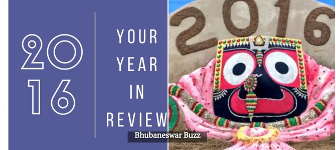 As 2016 comes to an end, we try to summarize a few highlights for Odisha this year