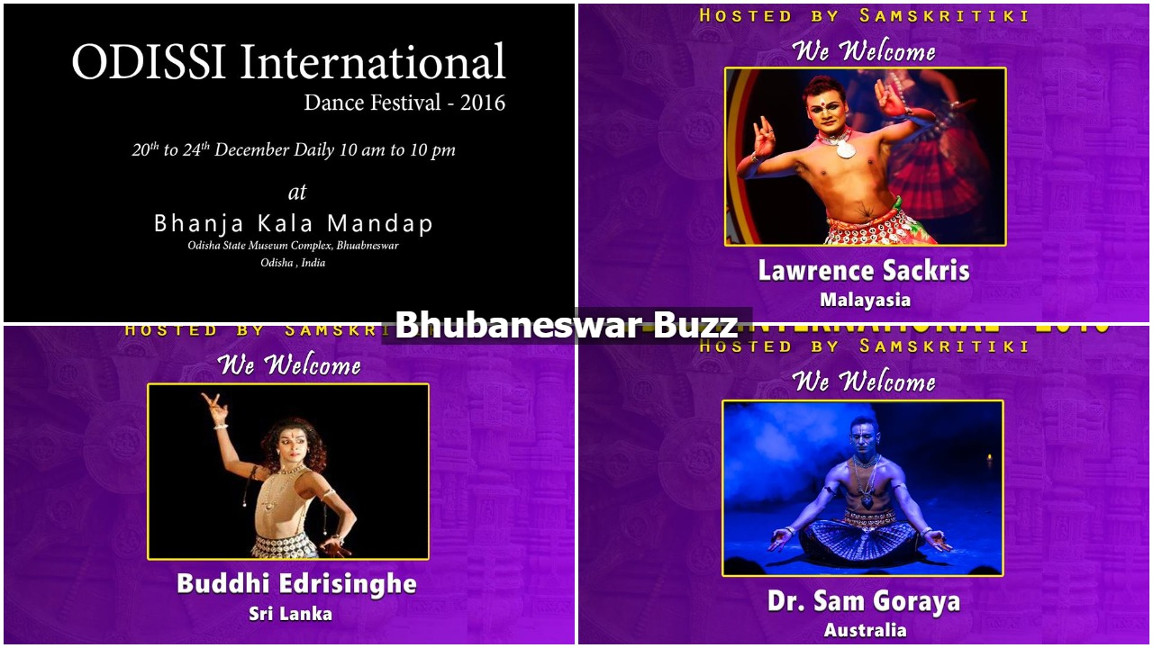 Odissi international festival bhubaneswar buzz 2016