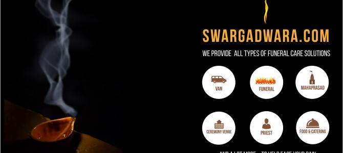 Introducing SWARGADWARA.COM: Odisha's 1st concept for various funeral and shraaddh solutions