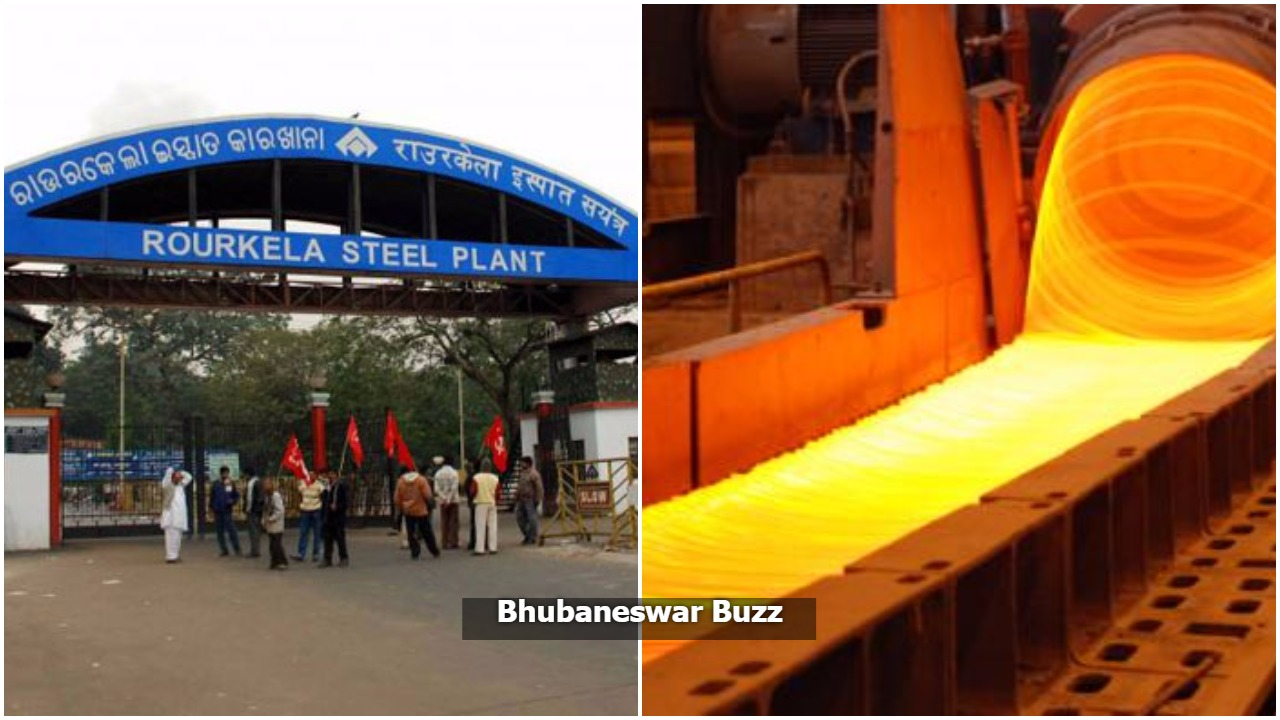 Rourkela steel plant bhubaneswar buzz