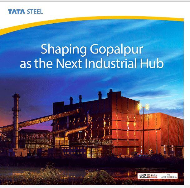 Tata steel gopalpur SEZ