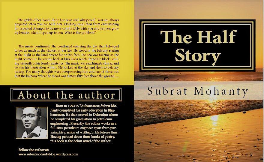 The half story subrat mohanty bhubaneswar buzz