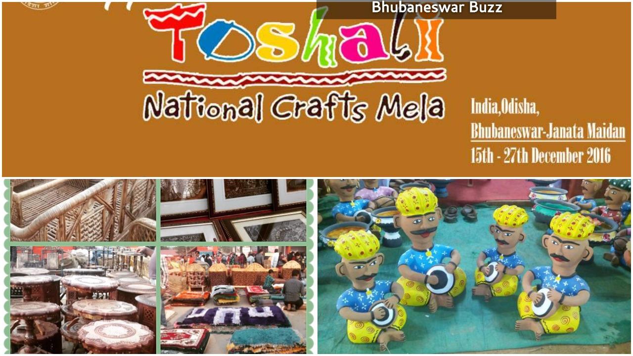 Toshali Crafts Mela 2016 bbsrbuzz 2
