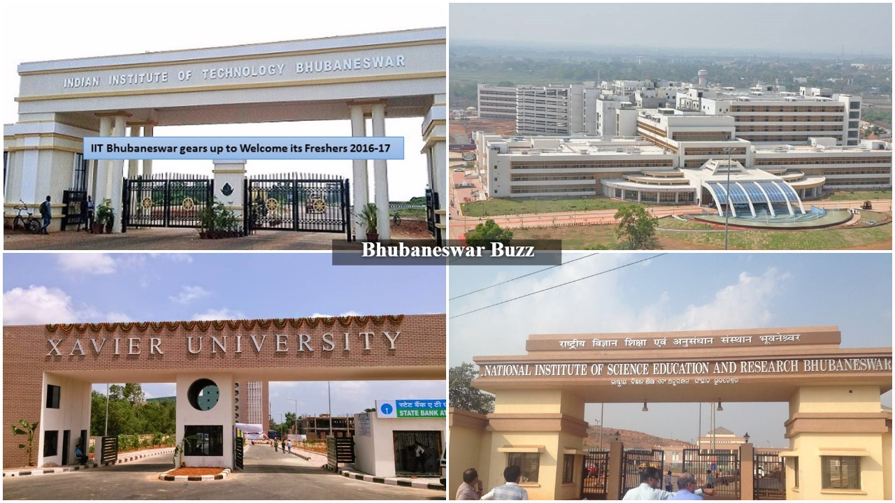 bhubaneswar as education hub