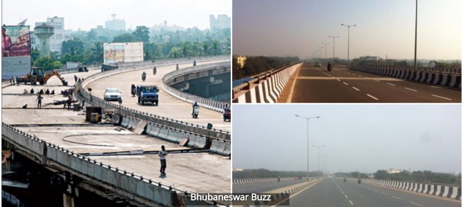 Does Bhubaneswar Need an Elevated Corridor (Fly over) from Raj bhavan to Nandankanan to reduce traffic?