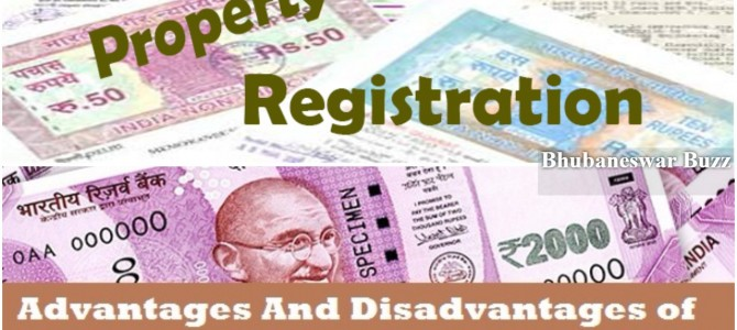 Side Effects of demonetisation : Land registrations in Odisha falls