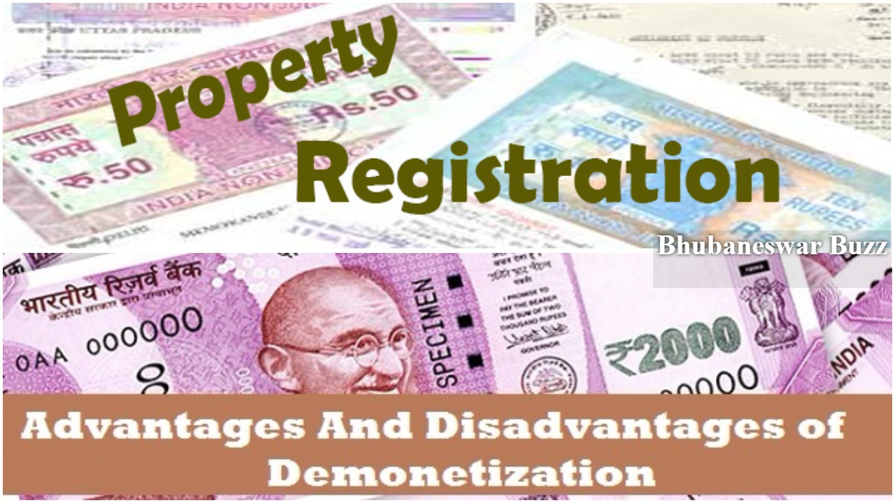 demonitization lang registration bhubaneswar buzz