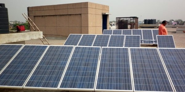 15 key towns in Odisha identified to have Solar Panels installed on Govt buildings